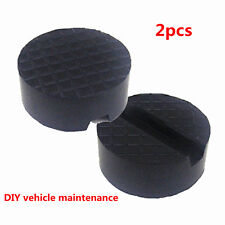 2x Double-sided Non-slip Pad DIY Vehicle Maintenance for  Car Floor Jacks Lifts