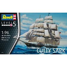 Revell 05422 Cutty Sark Plastic Kit 1/96 Scale - Courier Post