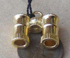 1//12 Maison de Poupées Miniature Luxe Jumelles Espion Lunettes bureau salon bureau LGW