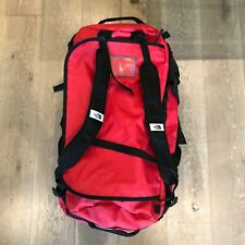 The North Face Base Camp Duffel Bag, Red - Extra Large