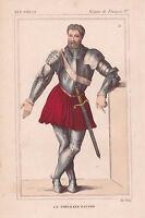 Bayard Pierre Terrail Chevalier de Bayard Pontcharra Isère Guerres d'Italie