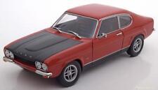 1:18 Minichamps Ford Capri I RS2600 1970 red/flatblack