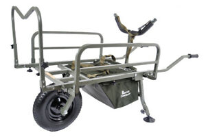 PRESTIGE CARP PORTER MK2 BARROW 2021 FREE GREEN COVER (direct from manufacturer)