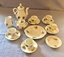 Vintage Child's Tea Set - 17 Pieces