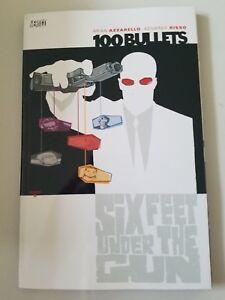100 BULLETS Book 6 SIX FEET UNDER THE GUN TPB VERTIGO COMICS BRAND NEW UNREAD