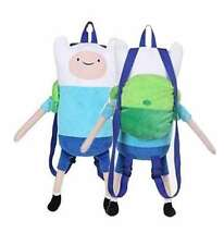 Adventure Time Plush Finn Backpack, New