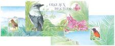 Frankreich Mi.Nr. Block 501-502** (2021) postfr./Vögel der frz. Überseegebiete