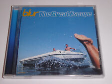 Blur - The Great Escape - Japan Import Japanese - GENUINE CD ALBUM EXCEL CONDIT
