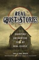 Real Ghost Stories Online by Tony Brueski and Jenny Brueski (2017, Paperback)