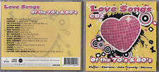 CD LOVE SONGS 2 16T PLAYER/CHARLENE/TRAVOLTA/ODYSSEY  NEUF