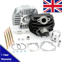Engine Head Bore Barrel Cylinder Piston Rings for YAMAHA PW80 PY80 83-06
