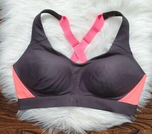 Under Armour Women's Size XL Crossback Medium Support Sports Bra