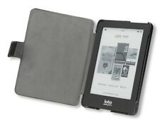 Kobo Glo Slimfit Cover, by Gecko in black or red.