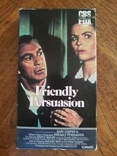 Friendly Persuasion (VHS, 1985)