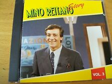 MINO REITANO STORY VOL 3 CD MINT---  AIRPLANE NO BARCODE