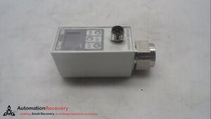 SMC ISE70-N02-65-P PRESSURE SWITCH DIGITAL 0-150PSI 12-24VDC CLASS 2, NE #269954