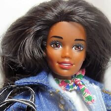 1996 Barbie Gap Special Edition African American Doll Mint out of Box