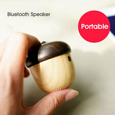 Universal Mini Portable Cute Nut Stereo Music Player Bluetooth Speaker