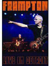 Peter Frampton - Live in Detroit [New DVD]