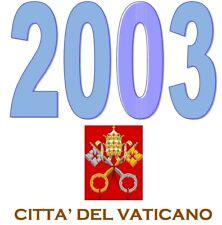 VATICANO 2003 Busta FDC  25°Anniversario Pontificato G.P.II