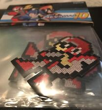 *NEW* Mega Man X Proto Man Patch Megaman Protoman Nintendo Snes Nes 8bit