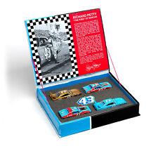 1:64-Scale Richard Petty Diecast Car Set With Keychain