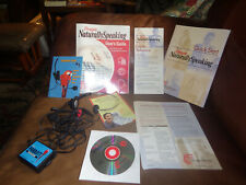 Dragon Naturally Speaking User's Guide - version 4 with CD and reference book Dr