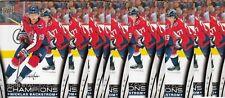 (25) 2018 Upper Deck Stanley Cup Champions NICKLAS BACKSTROM #2 LOT Capitals