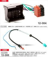 Radio Adapter Quadlock mit Phantomeinspeisung passend für OPEL Astra H Corsa C