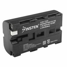 Li-Ion Battery For Sony NP-F550 / NP-F330 / NP-F750 / NP-F960 / F970 F770 US