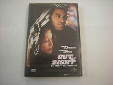 OUT OF SIGHT - DVD SIGILLATO - GEORGE CLOONEY - JENNIFER LOPEZ