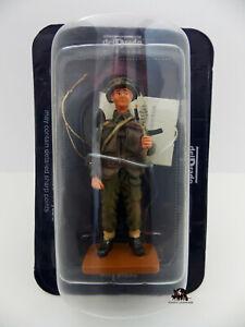 Figurine Collection Del Prado Sergent Canadien en Normandie 1944 Figure