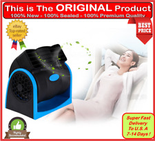 Personal Space Cooler Portable Air Conditioner 12V Portable Car Conditioning Fan