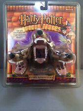 HARRY POTTER FLUFFY ACTION GAME HANDHELD TIGER ELECTRONICS 2001 3 HEADED DOG
