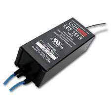LIGHTECH LET-151 ELECTRONIC TRANSFORMER 110>12 VOLT AC