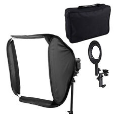 "80 x 80cm 32"" Soft Box Softbox for Nikon SB800 SB600 Canon 580EXII Speedlite"