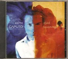 KEITH CAPUTO Died Laughing DUTCH CD ALB w video track