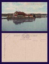 CANADA NOVA SCOTIA MILITARY PRISON MELVILLE ISLAND HALIFAX CIRCA 1910
