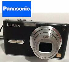 Panasonic LUMIX DMC-FX07 7.2MP Digital Camera - Brown