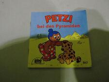 Petzi bei den Pyramiden - Nr. 917 - Pixi Bücher - Pixibücher