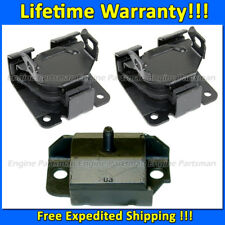 2110 Engine Motor & Trans Mount Set For 96-05 Chevy Blazer/ Chevy S10 4.3L 2WD