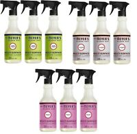 Mrs. Meyer's Clean Day Assorted Multi-Surface Everyday Cleaner 16 oz - 3 PACK ✔️