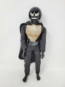 "Vintage Ideal Star Team Knight of Darkness 12"" Figure 1977"