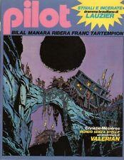 fumetto PILOT ANNO 1982 NUMERO 3 NUOVA FRONTIERA