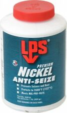 LPS 1 Lb. Can Extreme Temperature Anti-Seize Lubricant Nickel, -65 to 2,600&d...