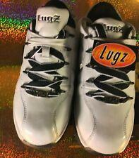 LUGZ classic shoes laces size 6.5 men .medium,white/black