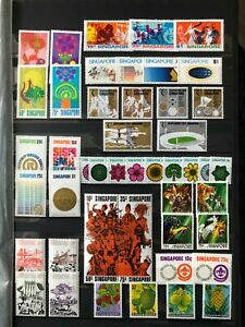 Singapore Mainly MM Selection With A Good Catalogue Value (1051)