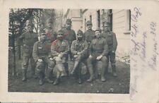 Nr.18213 Foto PK K.u.K. Soldaten IR 93 Feldpost 354 1916 Bukowina, Isonzo