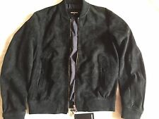 Dsquared2 Suede Jacket Brand New
