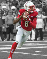 Louisville LAMAR JACKSON Glossy 8x10 Photo College Print Spotlight Poster
